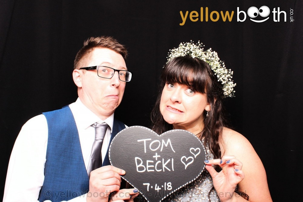 2018-04-07 Tom & Becki's Wedding, Knightor Winery