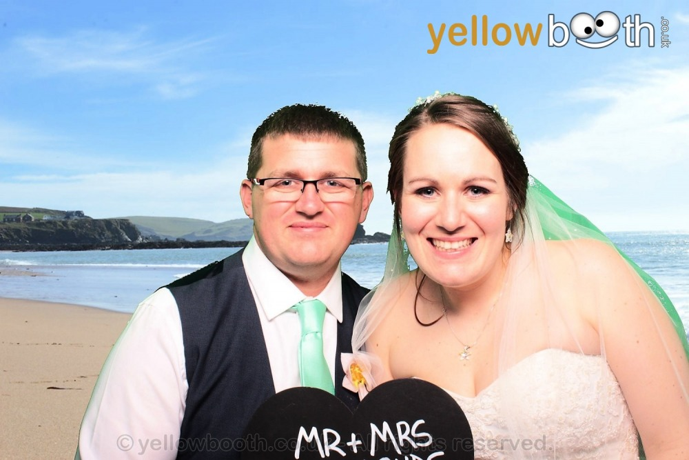 2018-04-07 Mr & Mrs Edmonds - Dartmouth Golf & Country Club