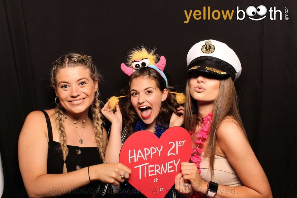2018-06-30 Tierney's 21st