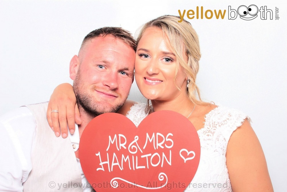 2019-06-01 Mr & Mrs Hamilton's wedding